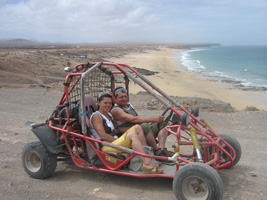 Pani Medňanská – Fuerteventura 1