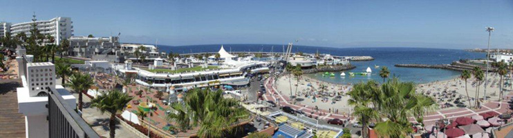 Pani Němčok – Tenerife 1