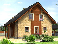 Keramické domy